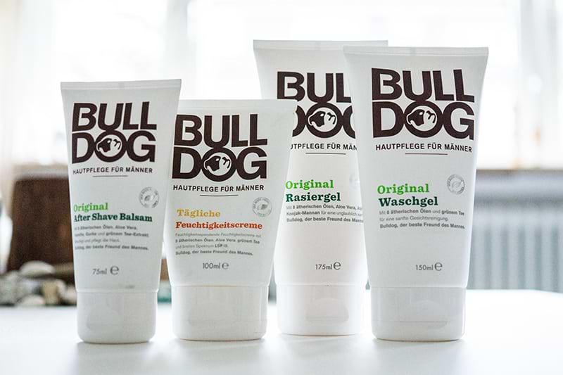 Bulldog Pflegeserie