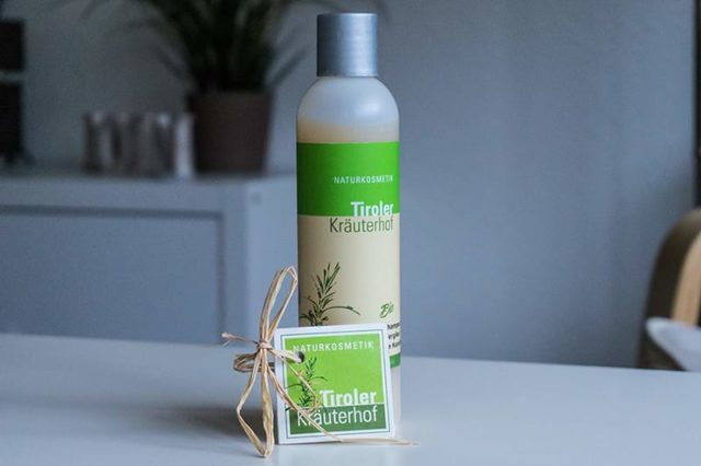 Tiroler Kräuterhof Shampoo
