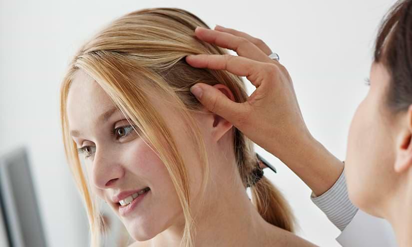 Pickel Auf Der Kopfhaut Ursachen Behandlung
